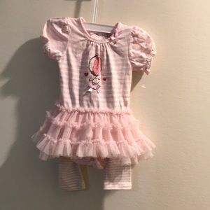 Absorba Baby outfit